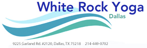 White Rock Yoga Dallas logo